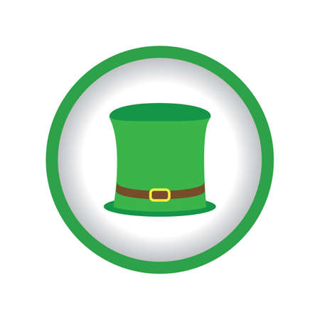 headwear: leprechaun hat
