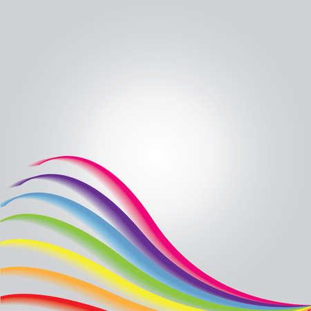 wavy: wavy background