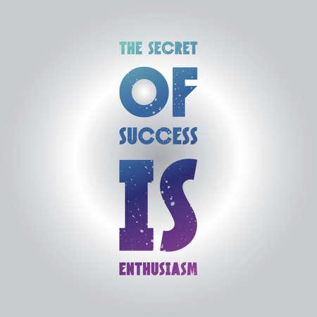 enthusiasm: quote