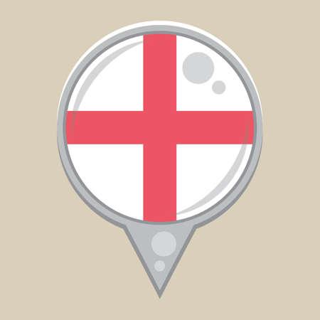 national identity: england flag