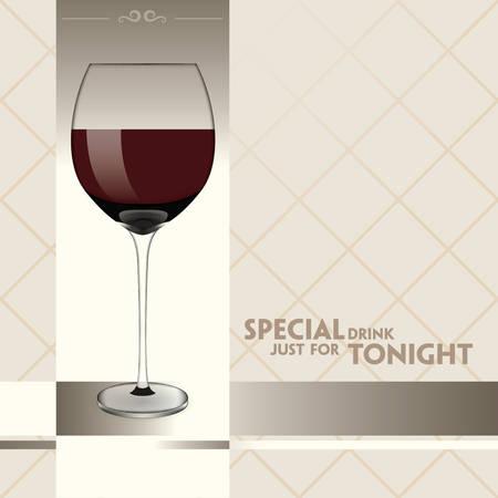 tonight: drink poster