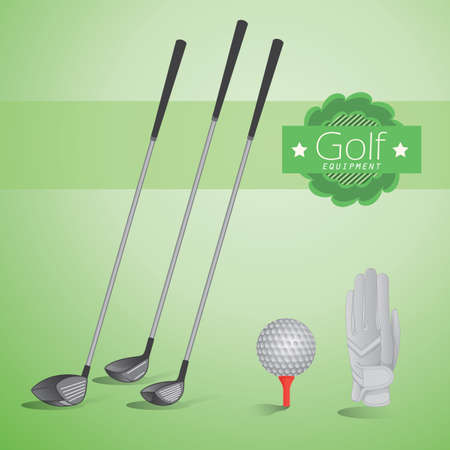equipment: golf equipment