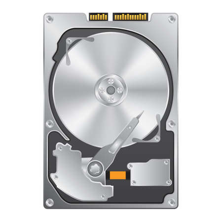 hard disk drive: hard disk drive