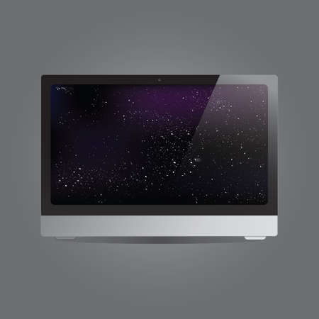 lcd: lcd screen television
