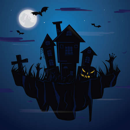 ghost house: ghost house