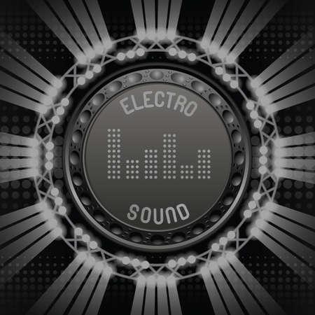 sound system: electro sound system