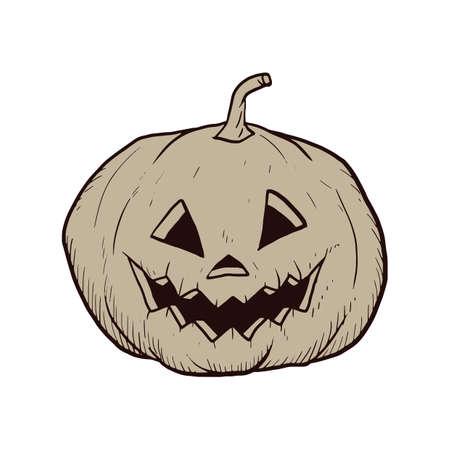 carved: halloween carved pumpkin