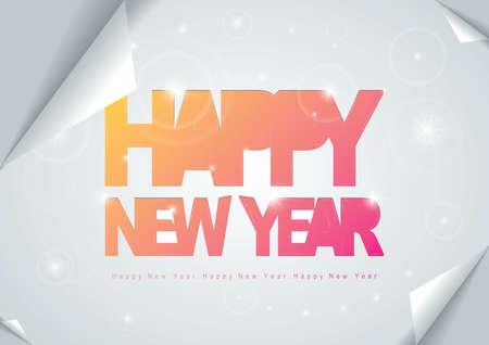 new beginnings: happy new year