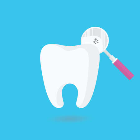 bacteria tooth: tooth with bacteria