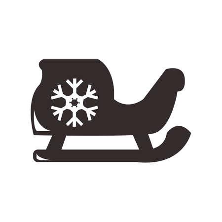 sledge: sledge Illustration