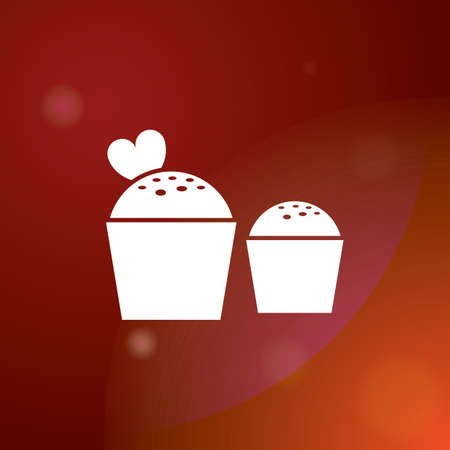 cup cakes: cup cakes Illustration