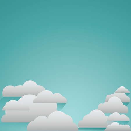 sky: sky background