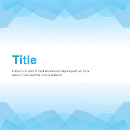 copyspaces: abstract background Illustration