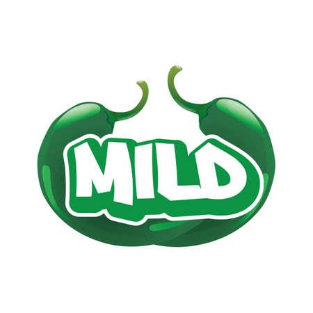 mild: mild chili icon