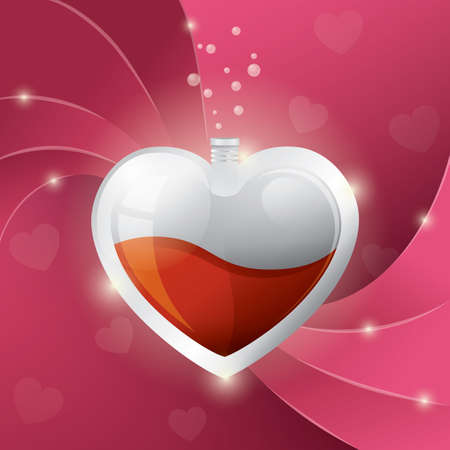 scented: heart