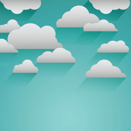 cut outs: sky background