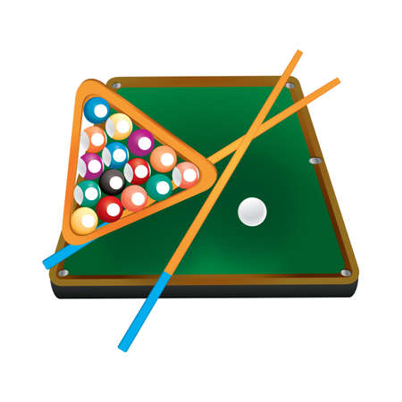 cue sticks: billiard game