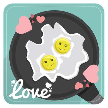 lovely: lovely label Illustration