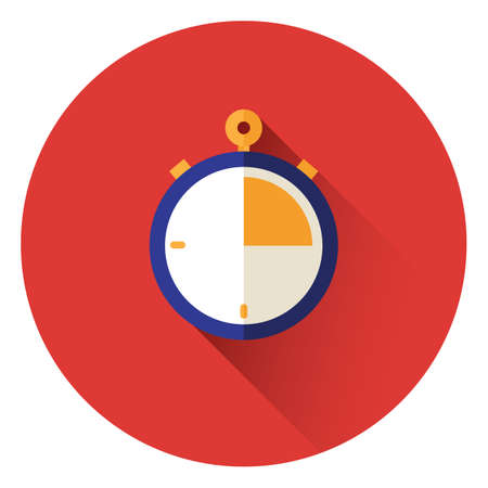 stop watch: stop watch Illustration
