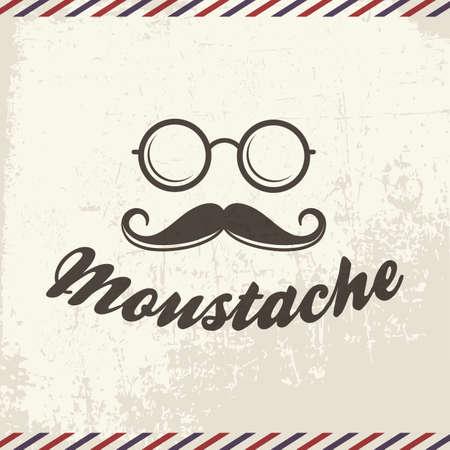 moustache: moustache