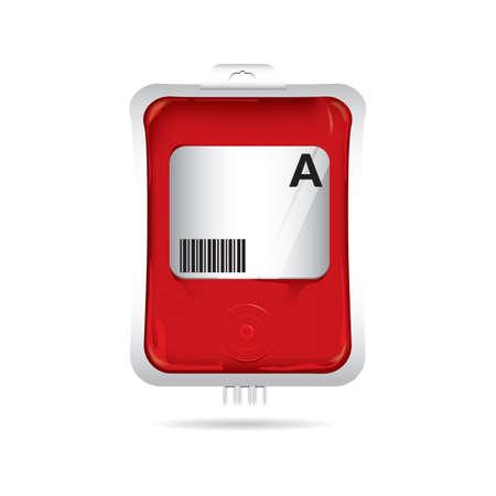 hemoglobin: blood bag