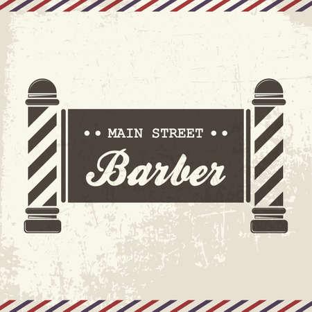 barbershop pole: barbershop pole