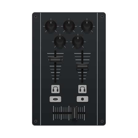 console: console mixer