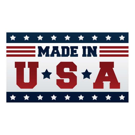 manufactured: usa label