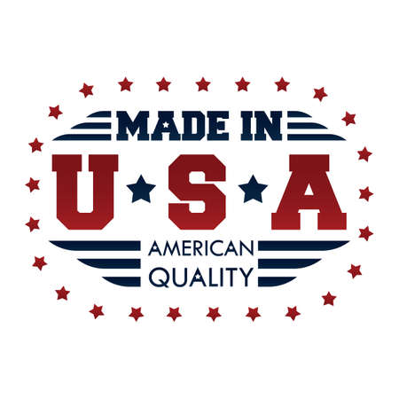 manufactured: usa label