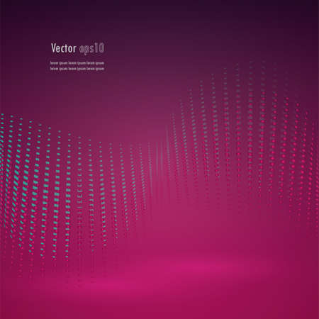 graphic backgrounds: abstract background Illustration