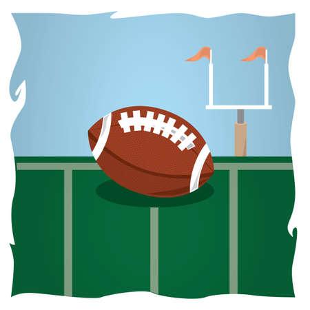 football goal post: american football goal post