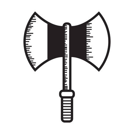 headed: double headed battle axe