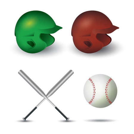 ' equipment: baseball equipment