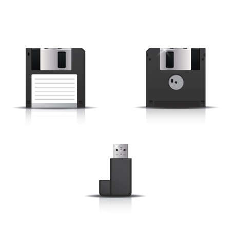 storage: data storage icons