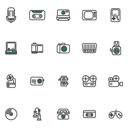 gadgets: retro gadgets
