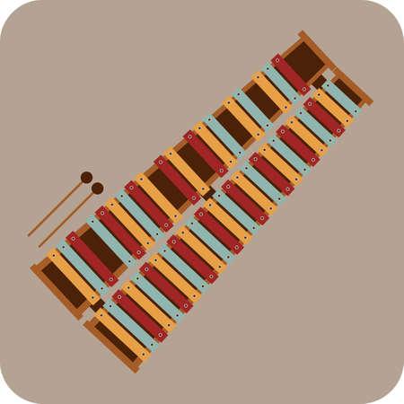 xylophone: xylophone Illustration