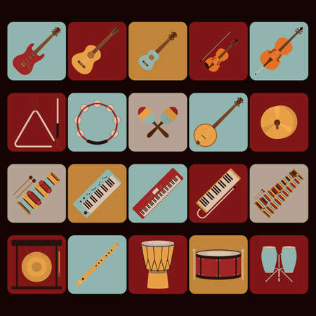 cellos: set of musical instruments