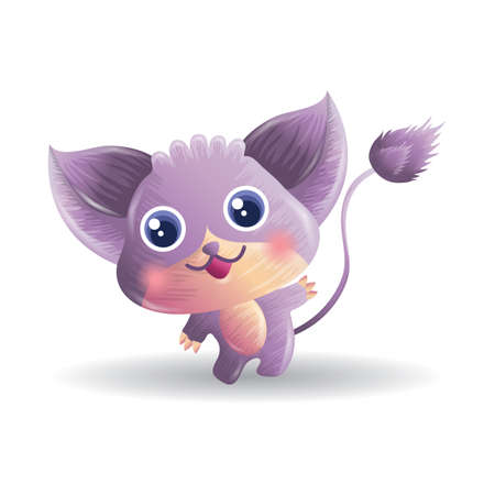 cute: cute creature