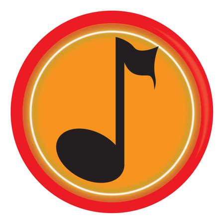 quaver: quaver note button