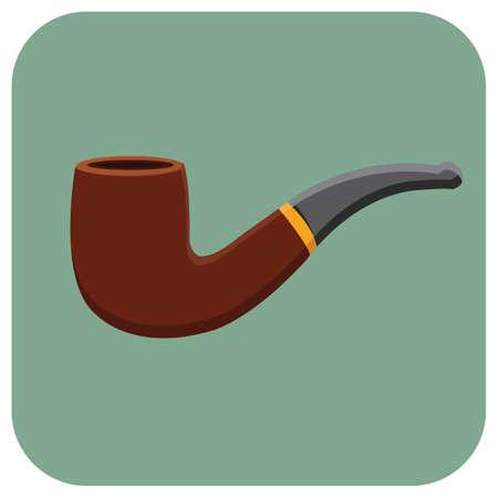 cigar: cigar pipe