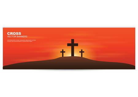holy cross banner
