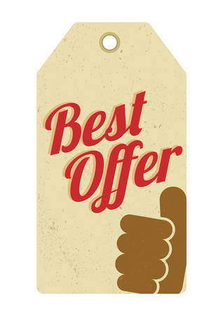 the best: best offer tag