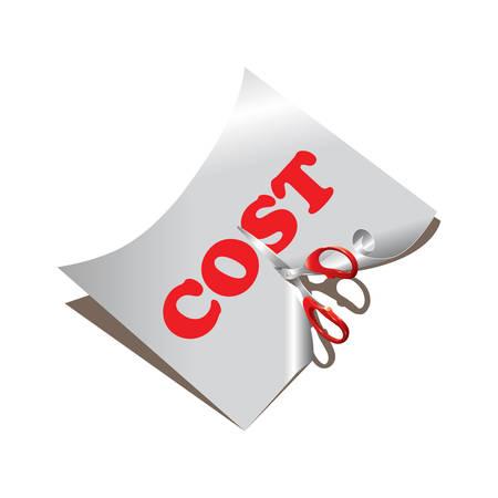 price cutting: cost cut
