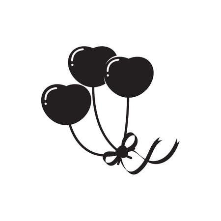 shaped: heart shaped balloons