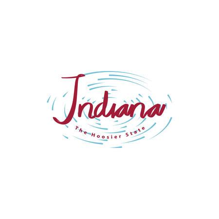 indiana: word indiana