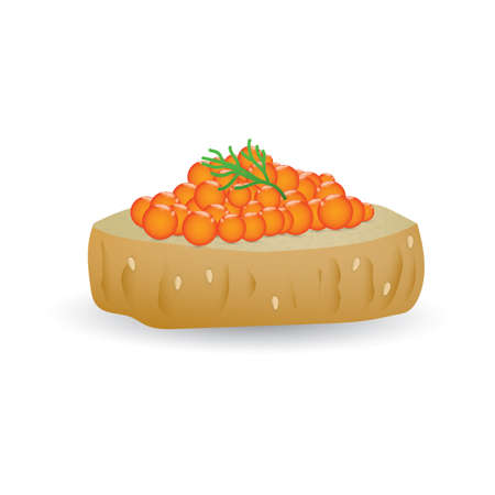 bruschetta: bruschetta