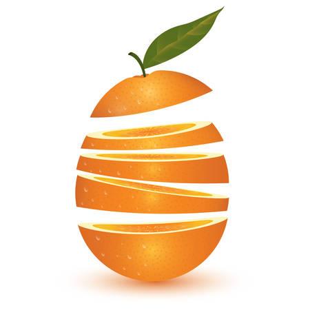 slices: mango in slices