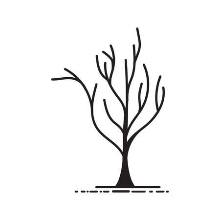 kahlen Baum