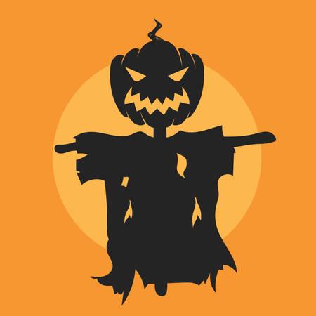 haunting: scarecrow