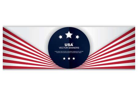 Fahne der amerikanischen Flagge